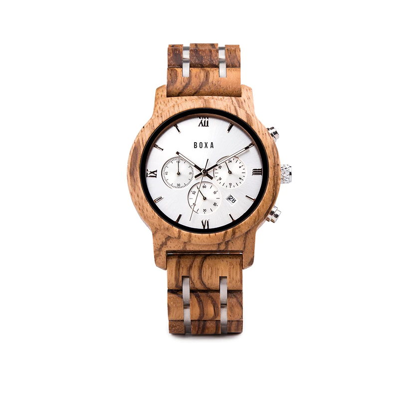 The Hawk Wooden Watch by BOXA Lifestyle